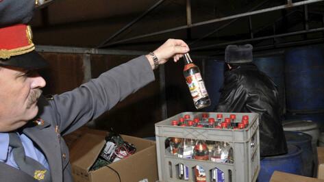 Жительницу Воронежской области оштрафовали на 50 тыс рублей занезаконную продажу алкоголя