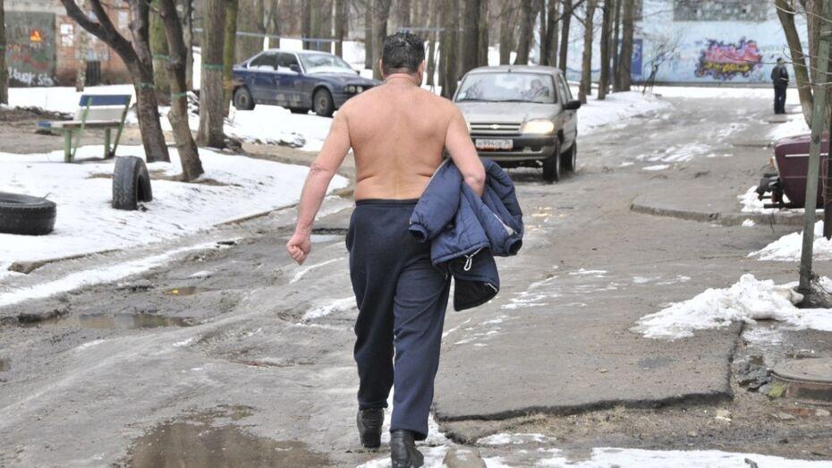 Аномальное тепло сохранится в Воронежской области на новой неделе