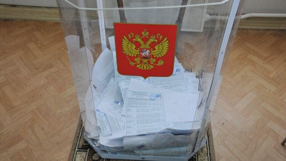 В Острогожске двух депутатов в городской совет выберут 9 декабря