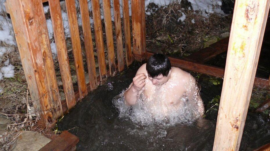 В Верхнемамонском районе на Крещение оборудуют 4 купели
