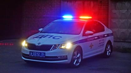 Рожающую женщину доставили в воронежскую больницу с полицейским эскортом