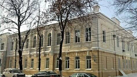Мнения воронежцев учтут при застройке исторического квартала в центре
