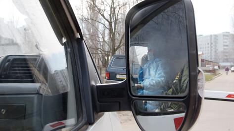 В Воронежской области умерли еще 13 COVID-пациентов