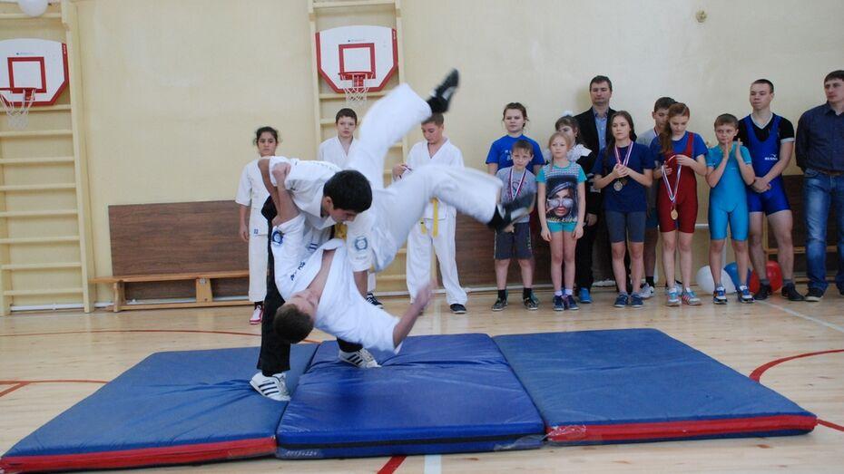 Кантемировцы стали чемпионами соревнований по ашихара-каратэ