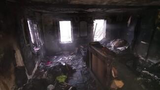 Многодетная мать спаслась при пожаре в Воронежской области благодаря датчикам дыма