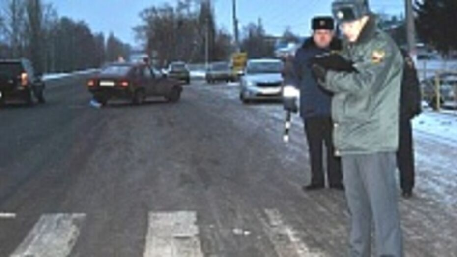 Вчера в Воронежской области произошло 156 ДТП