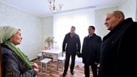 Павловские переселенцы из аварийного жилья получат 14 новых квартир к концу 2015 года