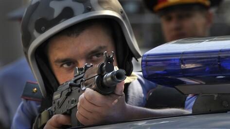 Воронежские спецслужбы на границе с Украиной потренировались в освобождении пассажиров автобуса, захваченного «террористами»