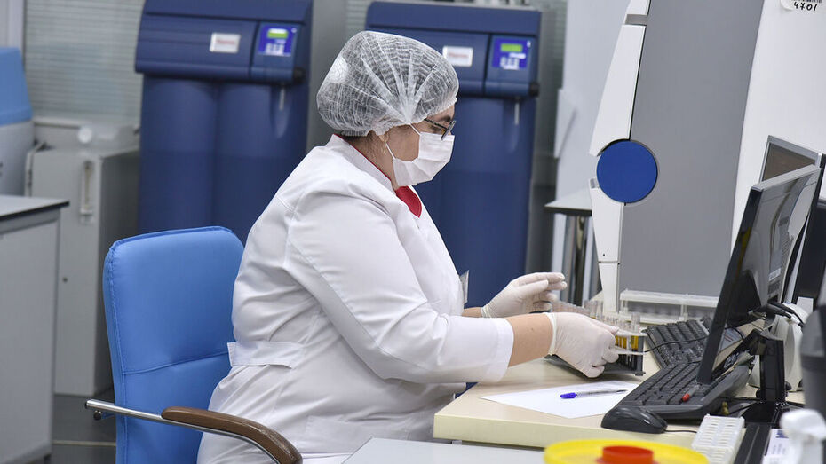 За новогодние каникулы более 4 тыс больных коронавирусом выявили в Воронежской области