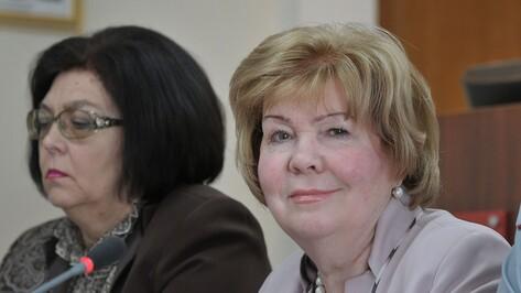 Правозащитник Мария Каннабих в Воронеже: «Расселять заключенных в села – хорошая идея»