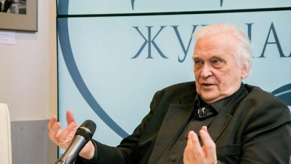 Мультипликатор Вячеслав Назарук в Воронеже: «Отрицательный герой должен быть обаятельным»