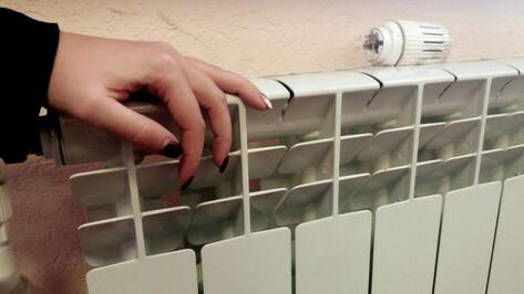 Отсутствие отопления у воронежцев коммунальщики объяснили несговорчивостью