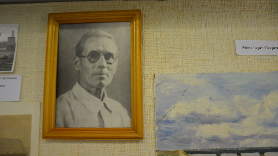 Выставка живописца Федора Попоудина открылась в Павловске