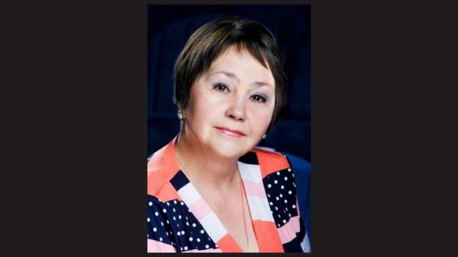 Умерла актриса, полвека проработавшая в Воронежском ТЮЗе