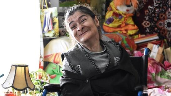 «Жизнь прекрасна!» В Воронежской области женщина с ДЦП написала книгу стихов
