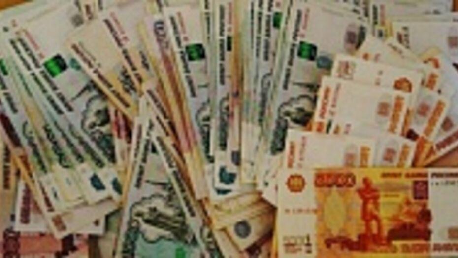 В Воронежской области предприятие задолжало уволенным работникам более 2,8 млн рублей