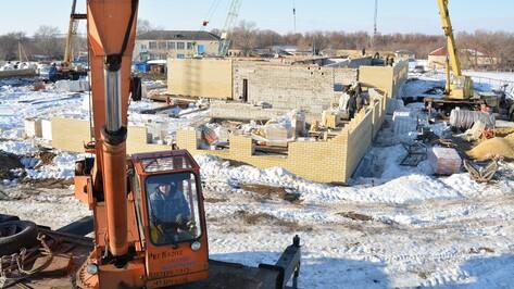 В Богучарском селе построят школу на 260 мест