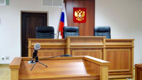 В Воронеже экс-сотрудники транспортной полиции отделались штрафами за спектакль с кражей