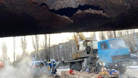 Тепло вернулось к жителям Железнодорожного района Воронежа