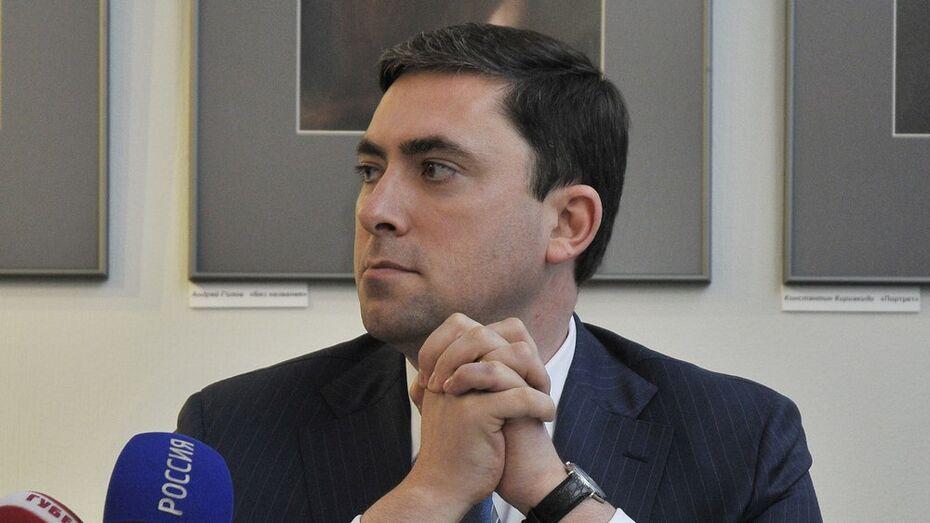 Максим Увайдов сменил должность в правительстве Воронежской области