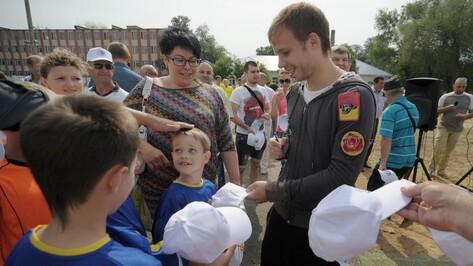 В Воронеже состоится детский футбольный турнир Романа Шишкина