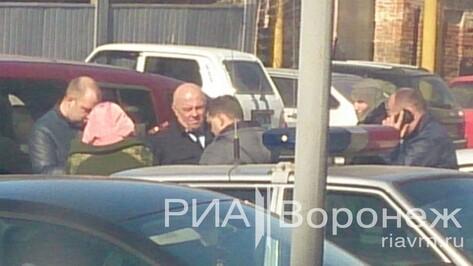 В Воронежской области сотрудники ФСБ задержали начальника отдела полиции