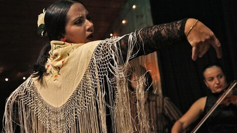 В Воронеже пройдет общероссийский фестиваль фламенко