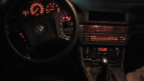 Пешеход погиб под колесами BMW и фуры в Воронежской области