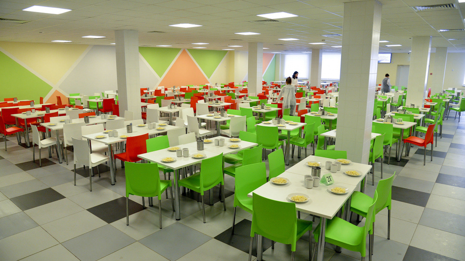 Родители смогут проконтролировать качество питания в школах Воронежской области