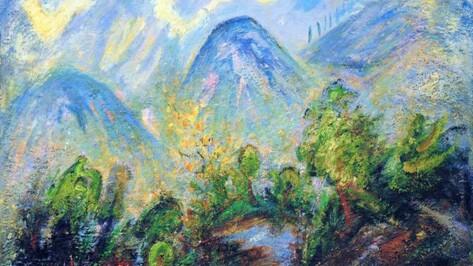 Горожан пригласили на выставку картин воронежского художника Евгения Камбалина