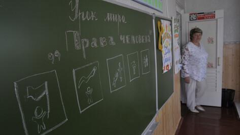 В первый день учебного года в Воронеже запретят парковаться у школ