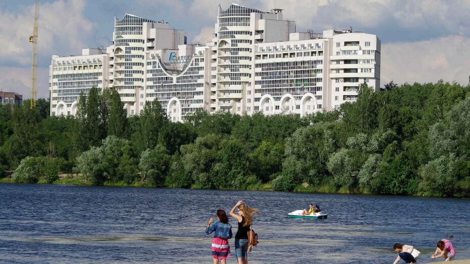 Воронежская область стала лидером по реализации нацпроектов в ЦФО