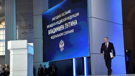 Соцпомощь и поддержка бизнеса. О чем заявил президент Владимир Путин