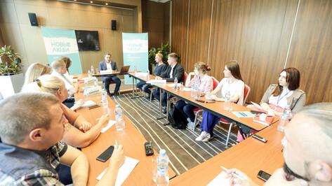«Новые люди» в Воронеже обсудили проблемы в сфере образования