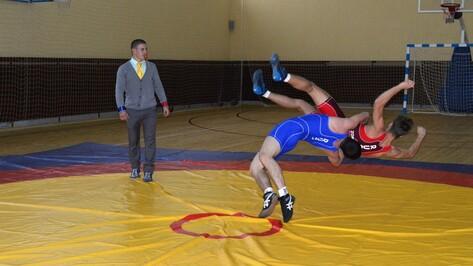 В Подгоренском районе прошел турнир юных борцов