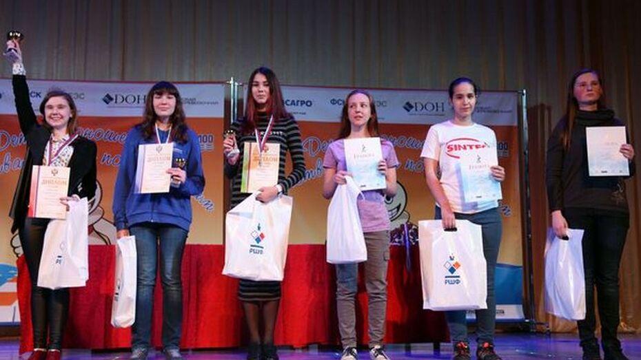 Борисоглебская шахматистка победила в первенстве России