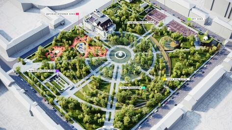 Реконструкцией парка «Орленок» займется «Воронежтеплоспецстрой»