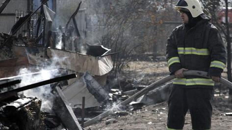 Пик чрезвычайных ситуаций в Воронежской области в 2020 году пришелся на осень