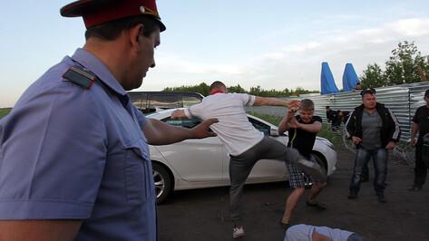 В Новохоперском районе антиникелевцы подрались с охранниками, защищавшими геологов