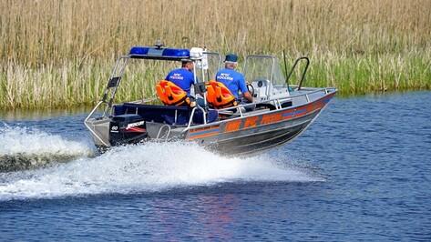 На Воронежском водохранилище лихач устроил аварию с катером спасателей
