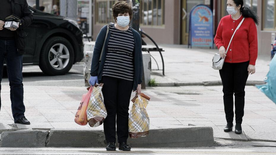 От коронавируса избавились еще 126 жителей Воронежской области