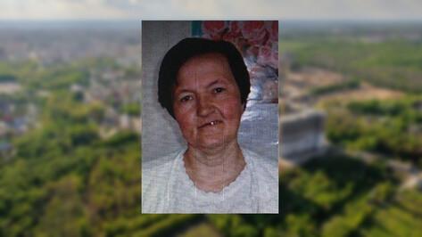 В Воронежской области пропала 56-летняя женщина