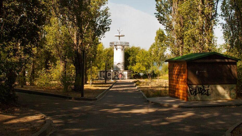 Парковку для воронежского парка «Дельфин» обустроят у Северного моста