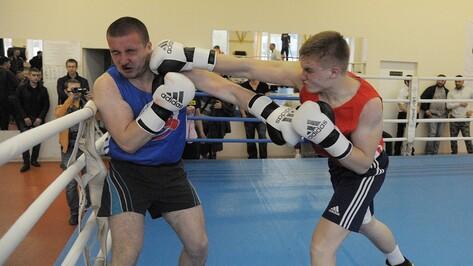 Сильнейшие боксеры-любители Воронежа выступят на всероссийском турнире