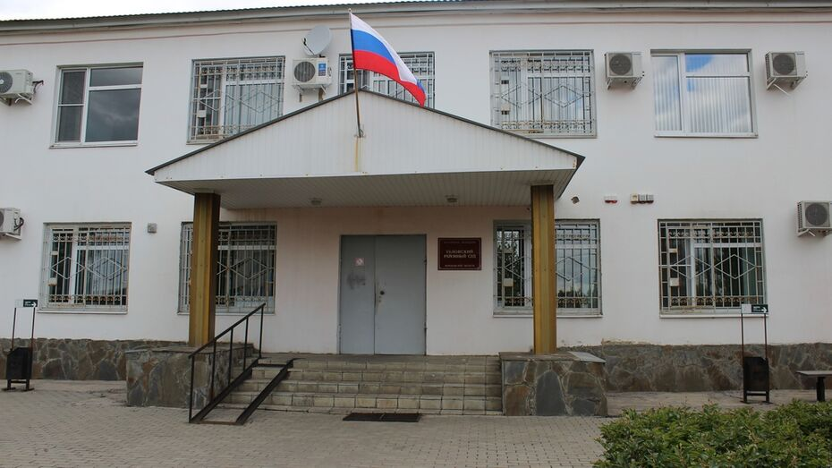 В Таловой присвоившего 970 тыс рублей бухгалтера приговорили к 2 годам условно