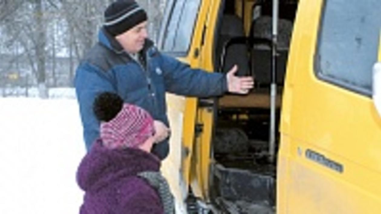 В Калаче разгорелся скандал из-за отказов водителей «Газелей» перевозить в маршрутках детей