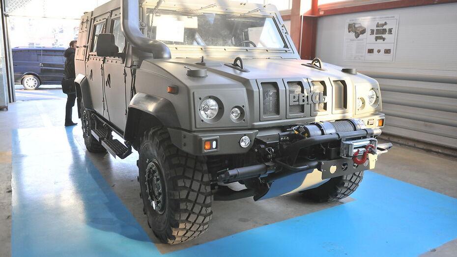 Военная техника воронежского производства получит «звездную» гарантию