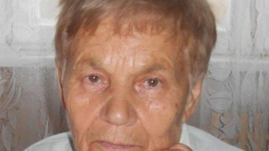 В Воронеже пропала 83-летняя женщина