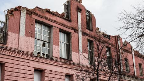 На месте снесенного комплекса старейшего в Воронеже хлебозавода проведут реновацию