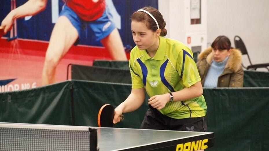 Воронежская теннисистка завоевала «золото» в Италии
